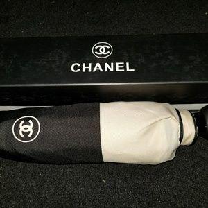 Chanel Umbrella w Body Strap